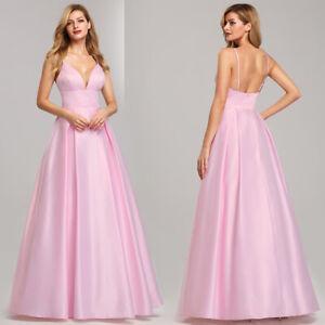 Ever-Pretty-Women-Spaghetti-A-Line-V-Neck-Satin-Evening-Dresses-Prom-Gown-07927