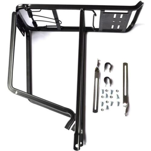 Alloy Construction Universal Fitment Compass Rear Luggage Carrier