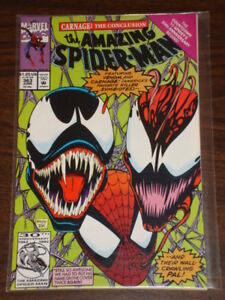 AMAZING-SPIDERMAN-363-VOL1-MARVEL-COMICS-SPIDEY-NM-JUNE-1992