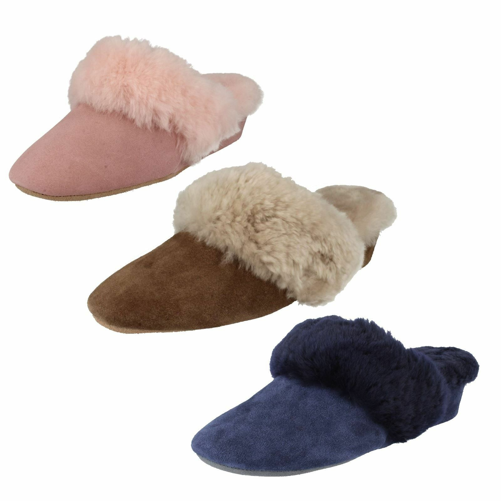Mr/Ms Beautiful Ladies Morlands Slippers 'Moffat' Beautiful Mr/Ms color New style Exquisite processing d1805a