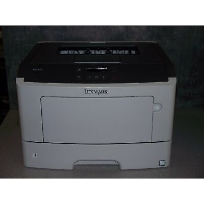 Laserdrucker - MS410d - Lexmark - inkl. Resttoner - Duplex - 38 Seiten/Min.