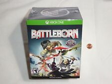 NEW Battleborn + Collectible Figure XBox One Game SEALED XB1 xb 1 toy GameStop