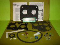 Carburetor Rebuild Kit Rochester 2 Bbl M2me 79-84 Buick Chevy Olds Pontiac 6cyl