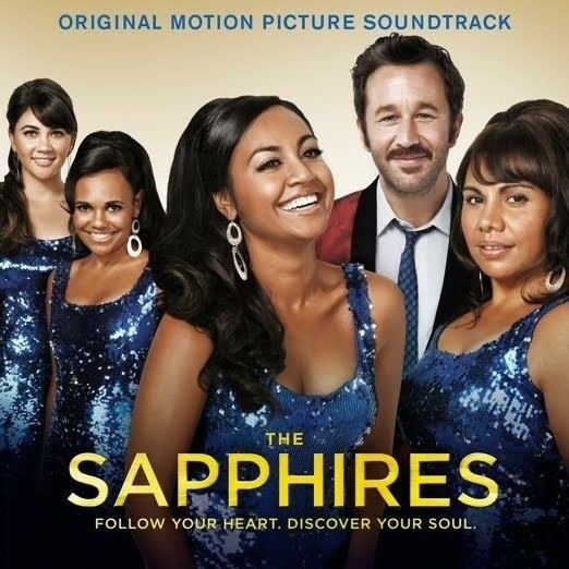 THE SAPPHIRES Deluxe Edition - Soundtrack CD *NEW* Jessica Mauboy