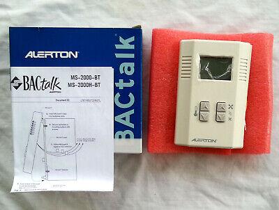 Alerton MS-2000-BT Microset.