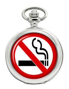 Kein-Rauchen-Taschenuhr