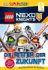 Superleser! Lego® Nexo Knights. die Ritter der Zukunft (2016, Gebundene Ausgabe)