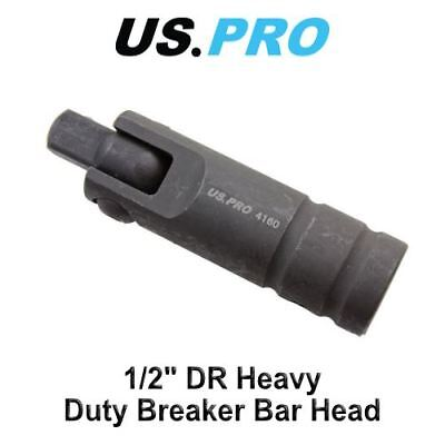 """US PRO 1//2/"""" DR Heavy Duty Breaker Bar Head 4160"""