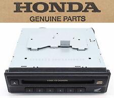 New Genuine Honda 6 Disc CD Changer 01-10 GL1800 Goldwing Compact Disc  #H21