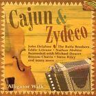 Cajun & Zydeco: Aligator Walk by Various Artists (CD, Aug-2001, Arc Music)
