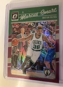 2016-17-Donruss-Optic-Purple-Parallel-Boston-Celtics-23-Marcus-Smart