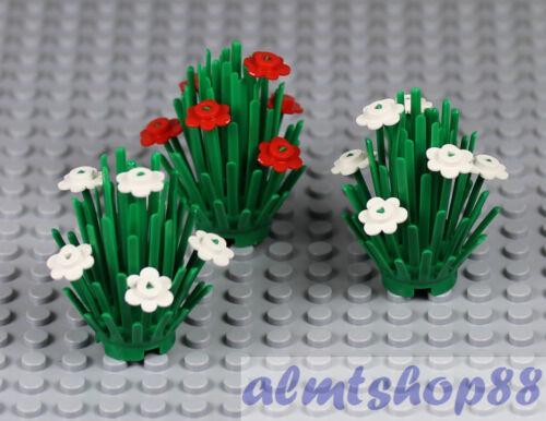 LEGO PLANT BUSH // TUMBLEWEED RED