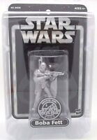 Hasbro Star Wars: Silver Boba Fettwith Star Case Action Figure Toys