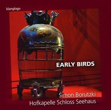 Simon Borutzki, flûte à bec Early Birds, New Music