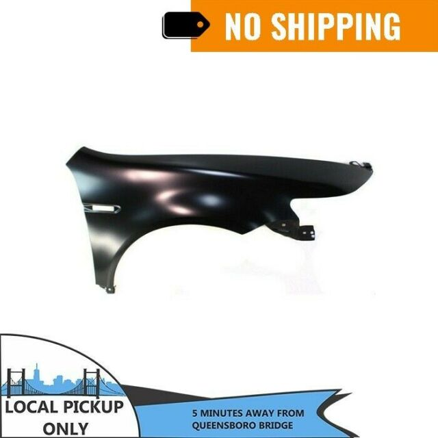 NEW FRONT RIGHT FENDER FIT ACURA TL 2004 2008 AC1241114