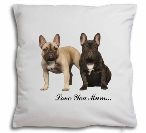 Perfect Gift French Bulldog Group Breed of Dog Cotton Cushion Cover