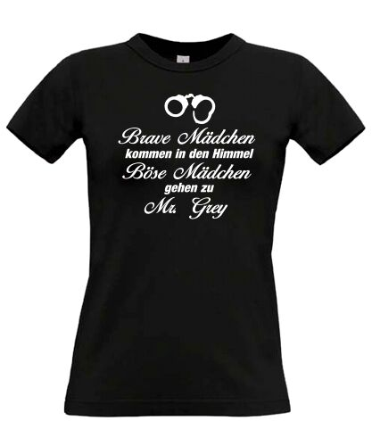 * parody for Fifty 50 shades of Grey Mr Mme fans brave fille.. Girl t-shirt
