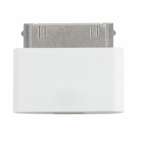 30 Pin universal Docking Male to 8 Pin Female Data Adapter For iPhone 4 4S iPad
