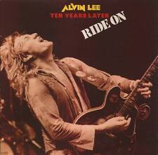 ALVIN LEE & Ten Years Later ( After ) - Ride On  Repertoire records --- RARITÄT-
