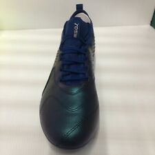 Puma One 3 IL FG 10492801 Mens Purple Leather Athletic Soccer Cleats Shoes 10