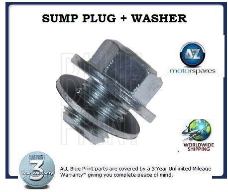 IMPORT 94-2005 NEW SUMP PLUG  *OE QUALITY* FOR TOYOTA CELICA 1.8 VVTi 2.0 GT4