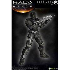 Halo Reach Play Arts Kai No. 1 Action Figure Noble Six UK Seller