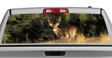 Truck Rear Window Decal Graphic [Deer / Pinch Me] 20x65in DC67401
