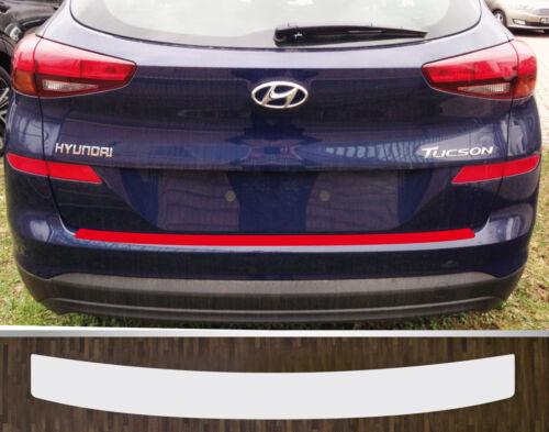 Lackschutzfolie Ladekantenschutz transparent passgenau für Hyundai Tucson ab 18