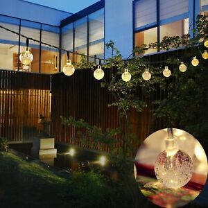 Outdoor-Solar-Powered-30-LED-String-Light-Garden-Patio-Yard-Landscape-Lamp-Party
