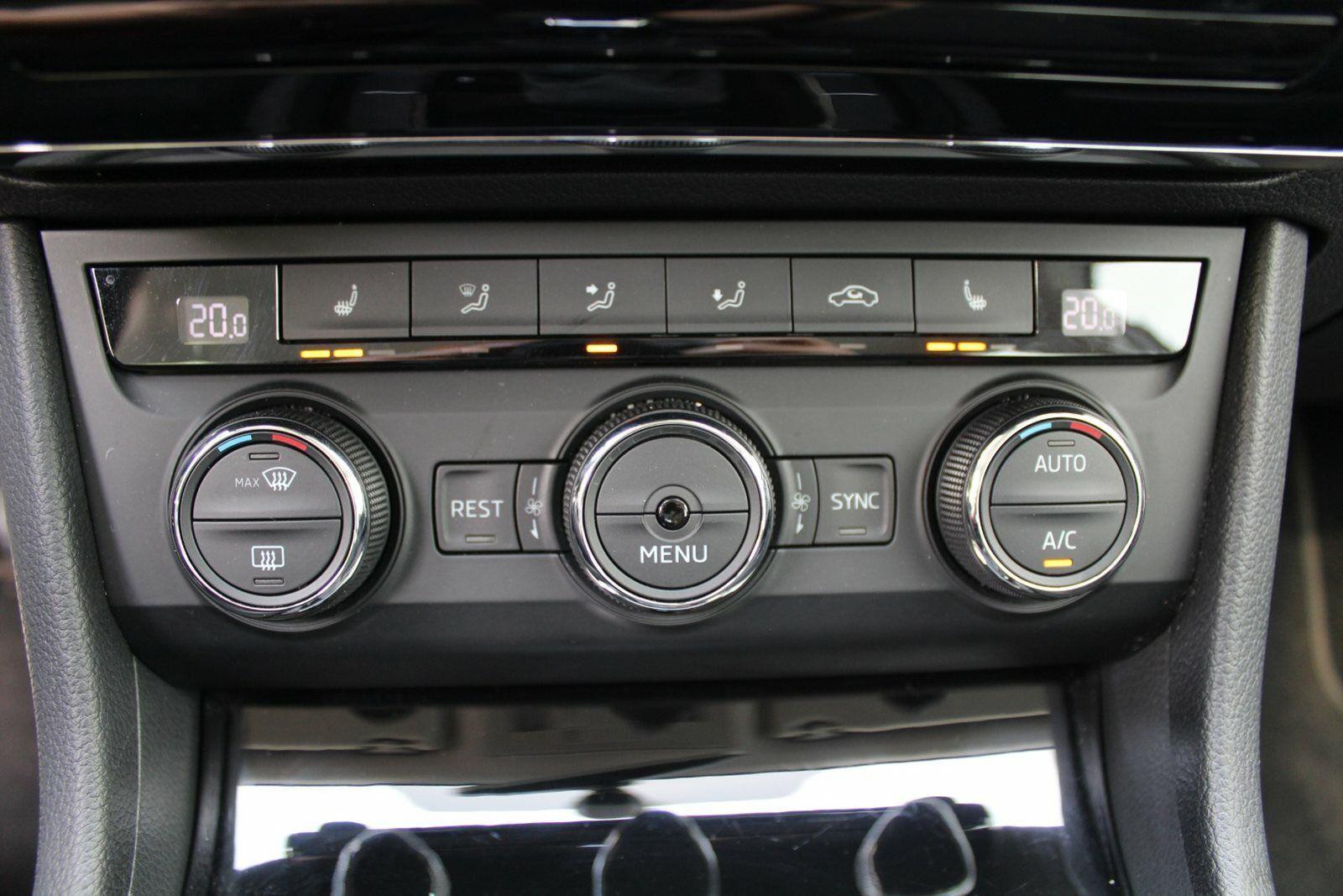 Skoda Superb 1,4 TSi 150 Ambition Combi DSG - billede 14