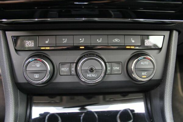 Skoda Superb 1,4 TSi 150 Ambition Combi DSG billede 14