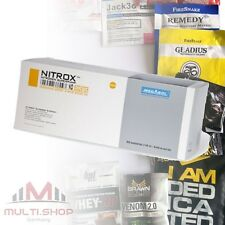 NITROX 540g MegaPump Pre-Workout Booster Nitric Oxyde Booster Creatin AAKG BONUS