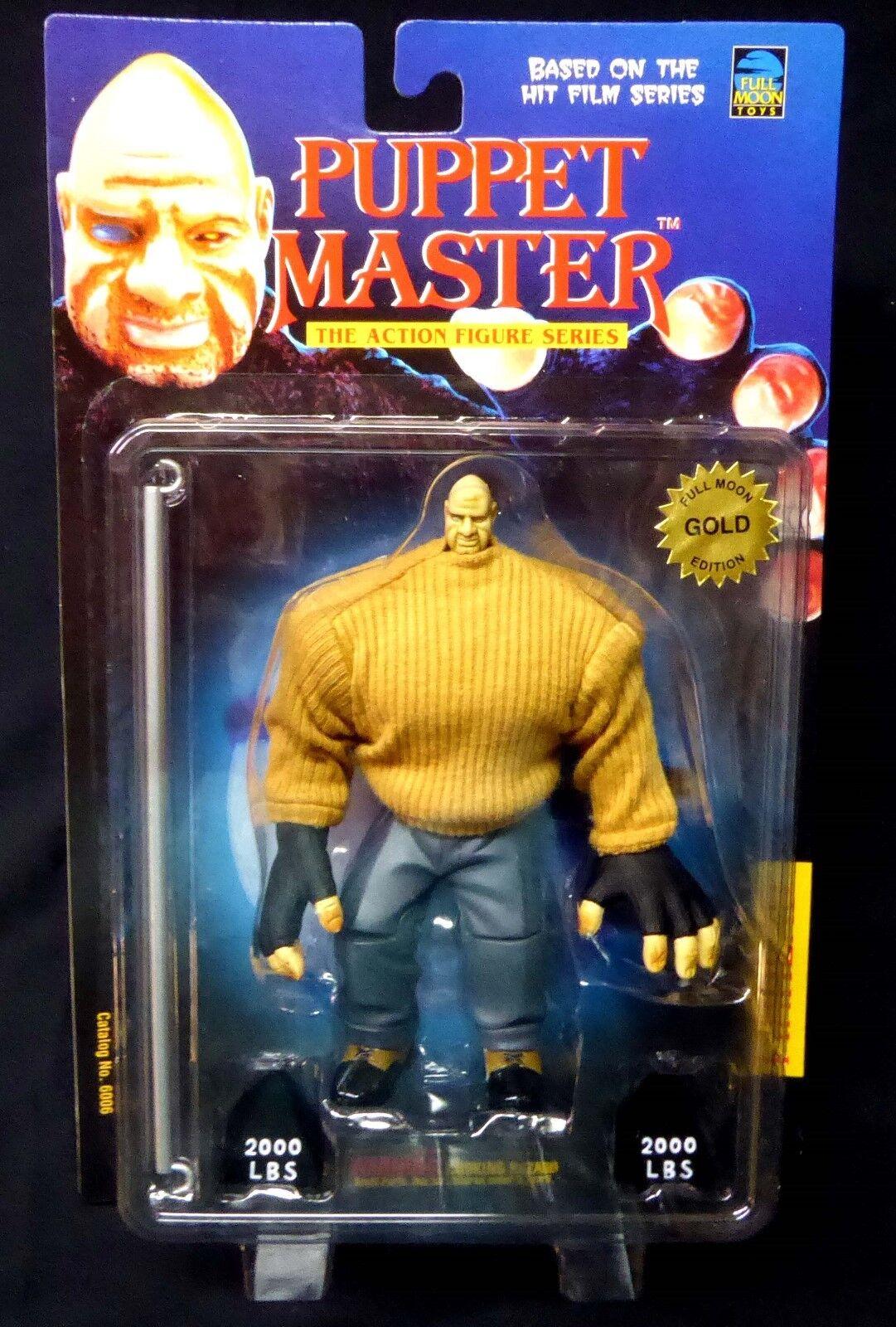 Puppet Master Pinhead Gold Variant AF Full moon Toys   6006 1998