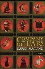 Company of Liars by Karen Maitland (2008, Hardcover - Delacorte Press)