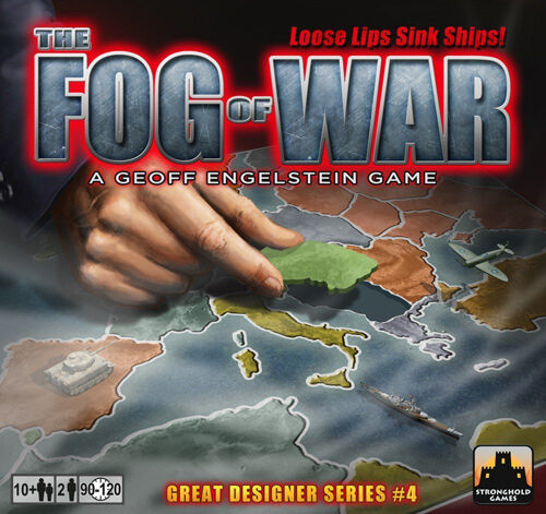 Fog of War Boardgame - New