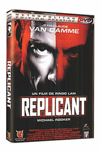 DVD-Replicant-Michael-Rooker-Occasion