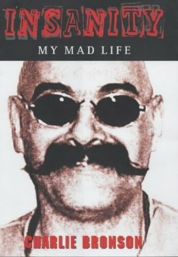 Insanity: My Mad Life by Richards, Stephen Hardback Book The Cheap Fast Free