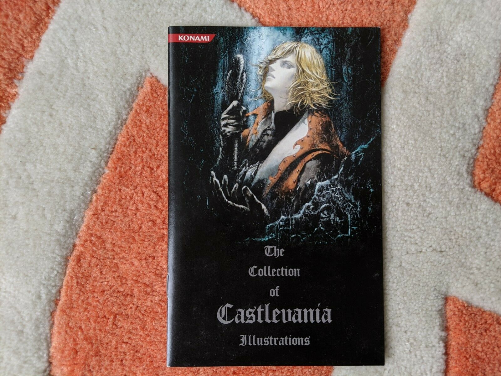 Castlevania Lament Of Innocence Art Book Collection Of
