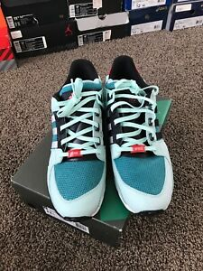 "check out 7049d 82392 Details about BAIT x Adidas EQT Running Support ""Big Apple"" Mint Mens Size  11.5 NEW C77364"