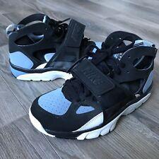 huge discount 37e73 eb83d ... item 1 Nike Air Huarache Black White Cool Blue Trainers Men s Size 7  679083- ...