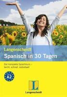 Langenscheidt Spanisch in 30 Tagen von Elisabeth Graf-Riemann (2009, Taschenbuch