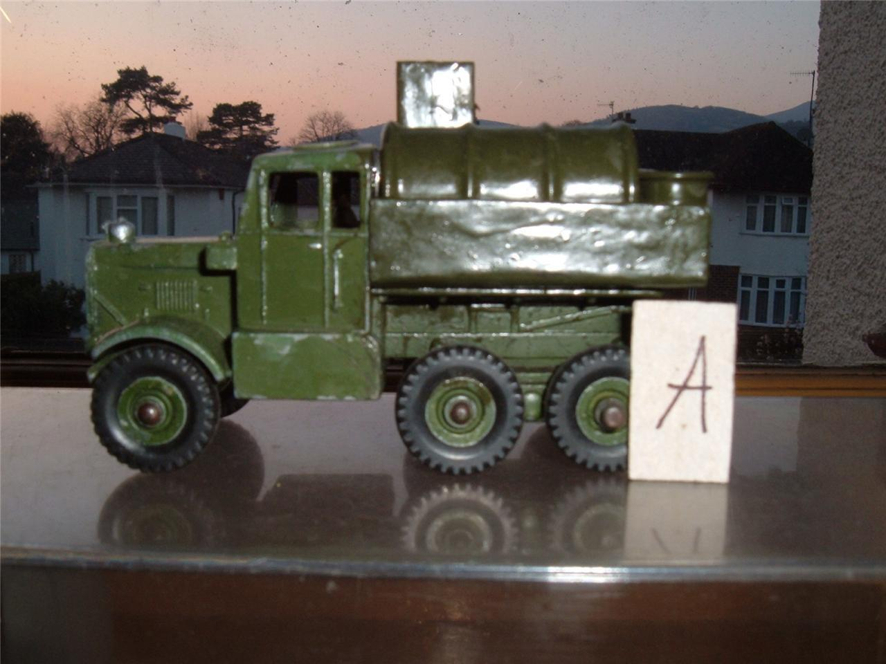 MILITARY SCAMMELL EXPLORER CONVERSION TO A LOAD CARRIER SCROLL DOWN 4 THE PICS