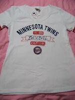 5th & Ocean Women's Minnesota Twins Shirt Xl