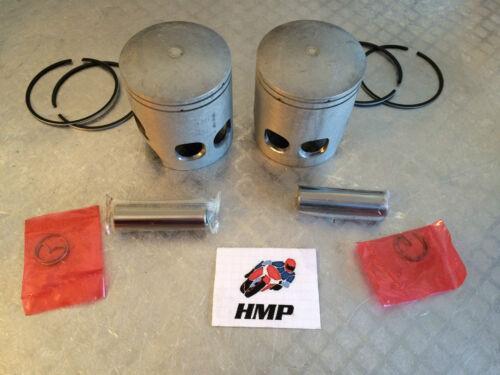 Yamaha RD350 RD350LC RD400 Paar Standard Kolben Set 64MM