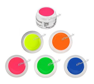 NEON Color UV Gel Nail-Eon Nded, 5ml