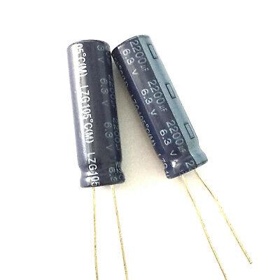 5PCS 50 V 2200uF 50 V 2200MFD condensateur électrolytique 16×25 Radial