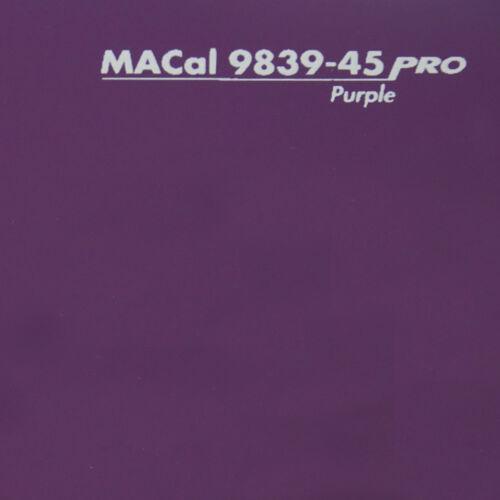 1 m Plotterfolie lila glänzend Selbstklebefolie 61,5 cm 13,95 € //m