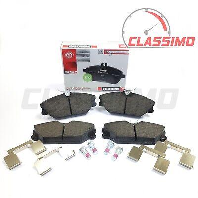 Ferodo Front Brake Pads for RENAULT CLIO RS Mk 2-2.0 16v 172 /& 182-1999-2006