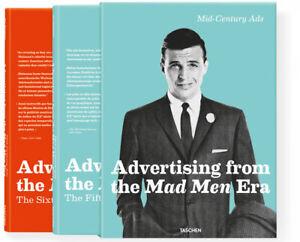 2 VOL. Advertising from the Mad men era. Ediz. italiana, spagnola e portoghese