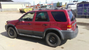 2006 Ford Escape V6 4x4  great shape